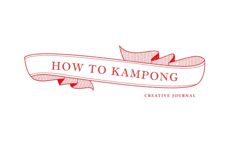 2D | How to Kampong Creative Journal