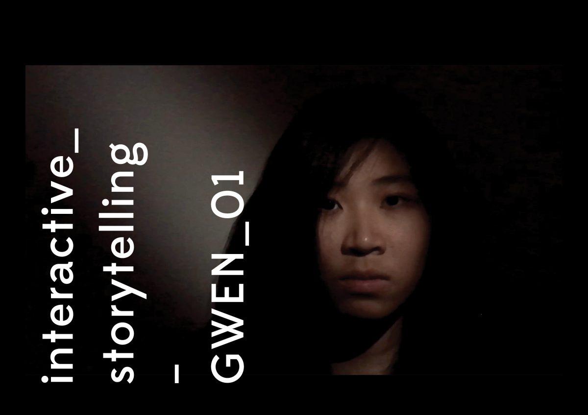 Interactive Storytelling: GWEN (Final)