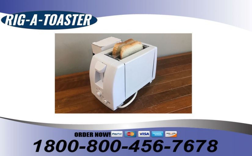 Disobedient Objects: Rig-A-Toaster