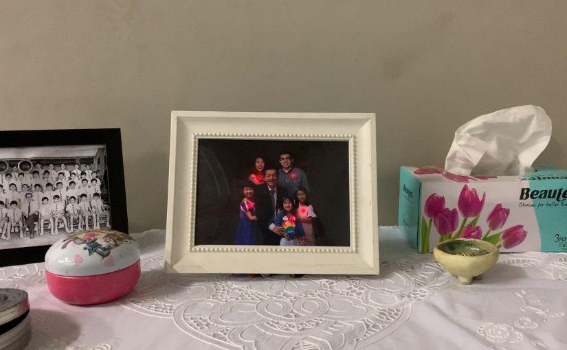 Family Portrait (Dark Object)