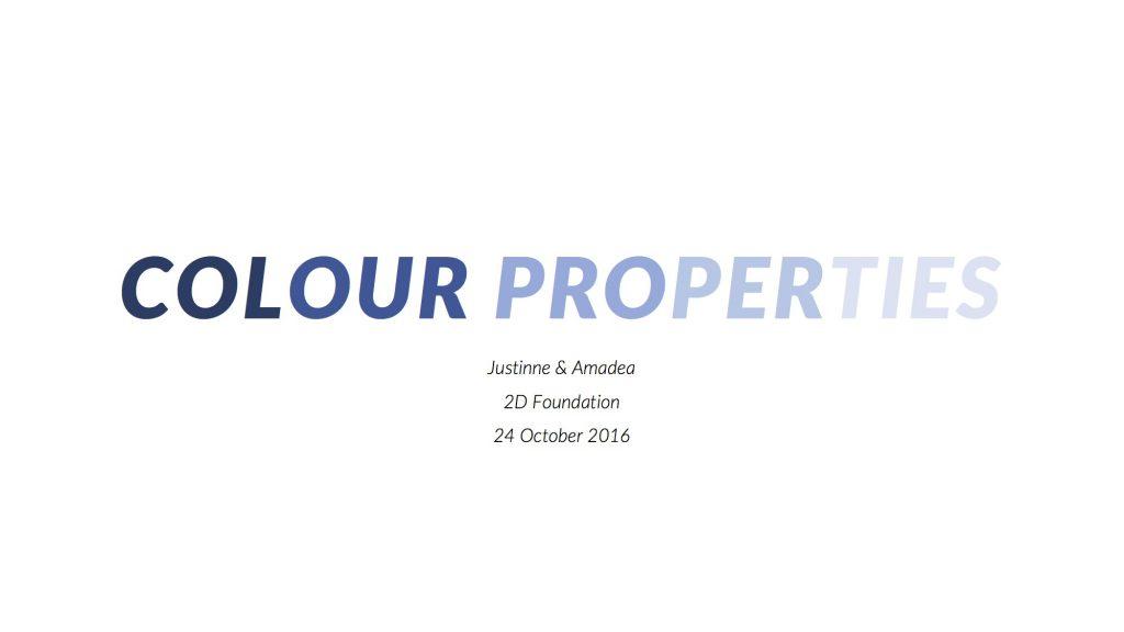 colourproperties