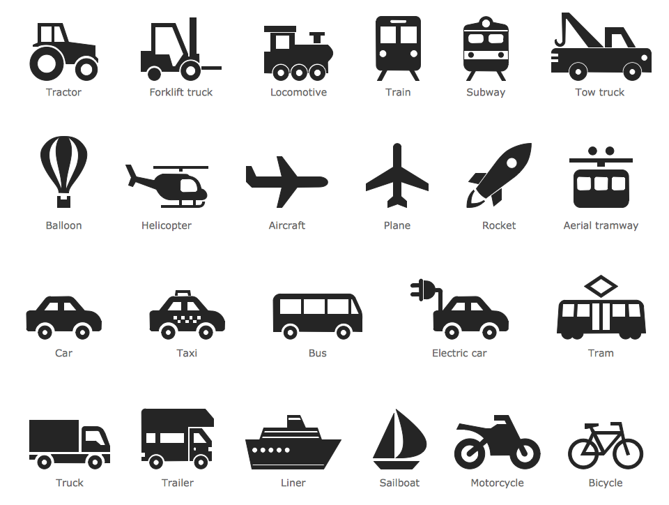 design-pictorial-infographics-transport-pictograms