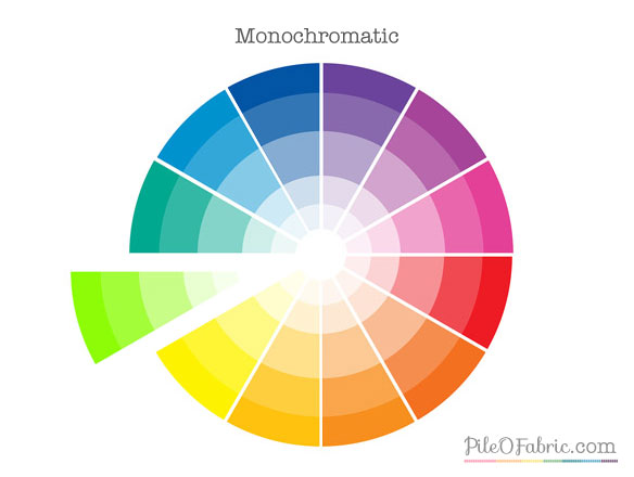 What Are Monochromatic Colors research on colour theory – dreamy jellyfish