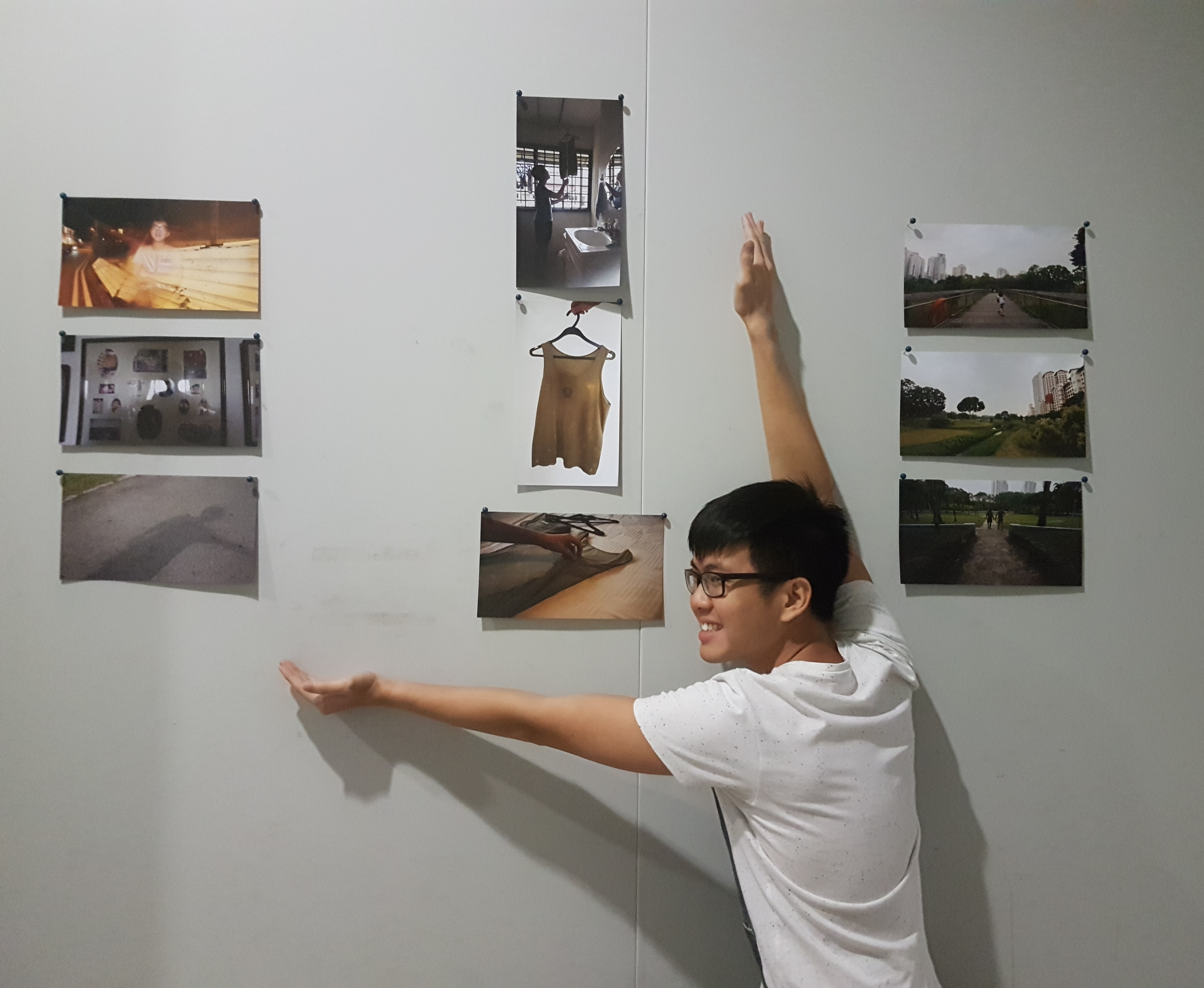 Project 1: Picture Story – Curating Self