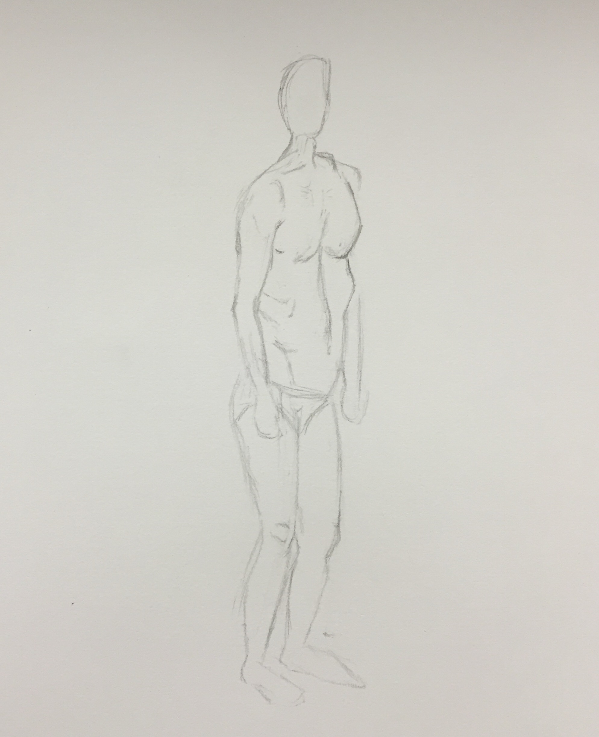 How to draw a model