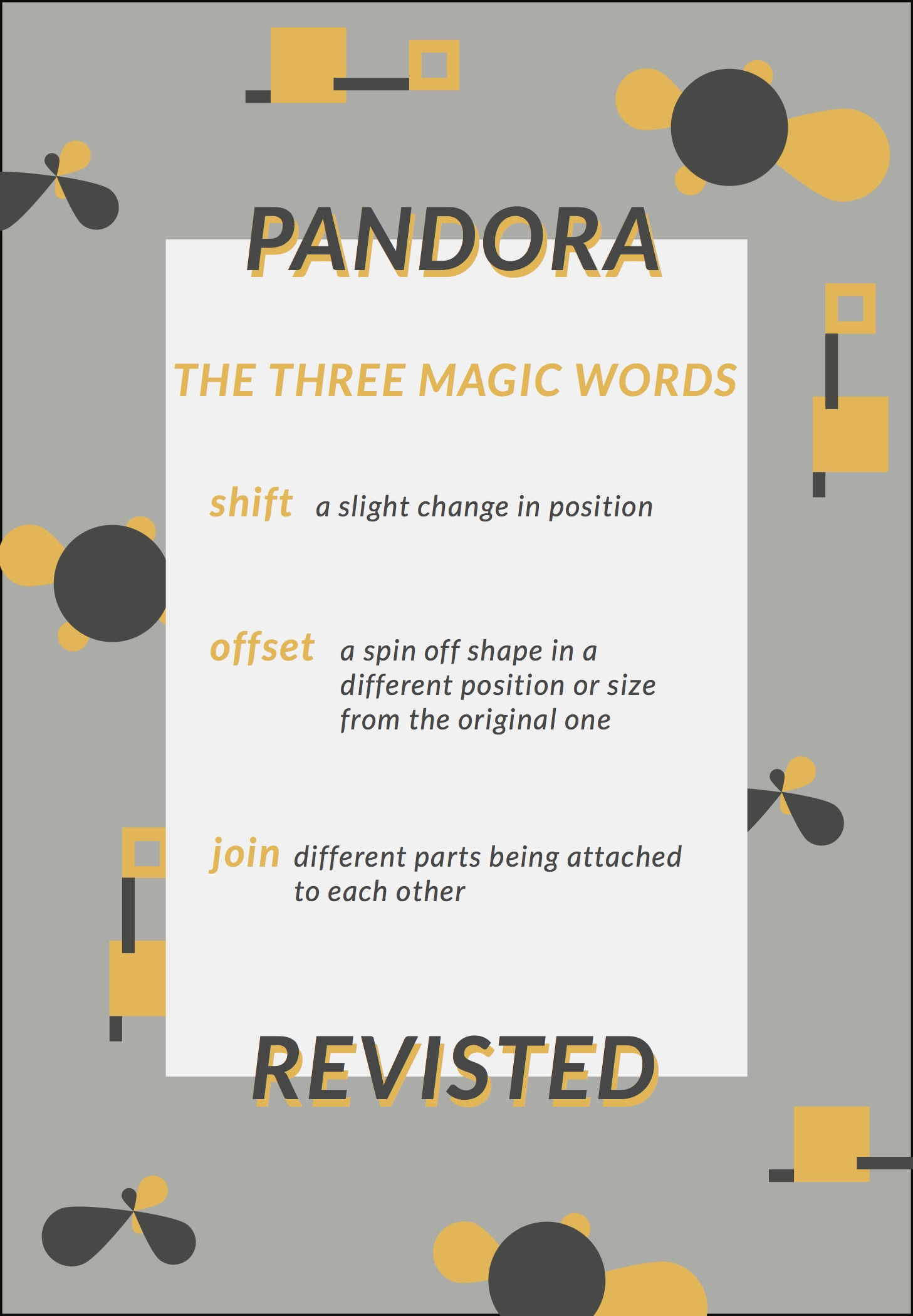 Pandora Revisited Final Pdf Minjee Click The Image For A Version To See Here