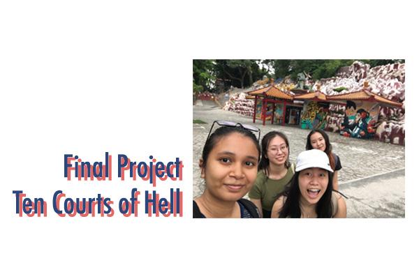 Final Project // Haw Par Villa
