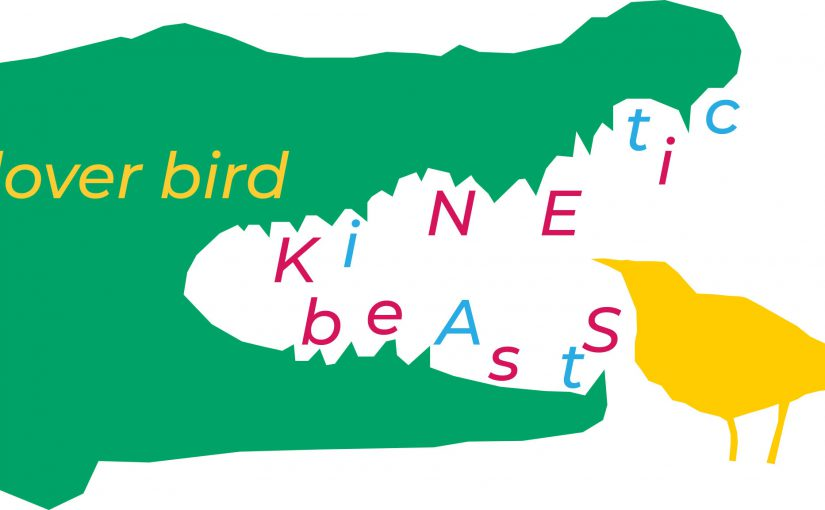 Kinetic Beasts // Plover Bird