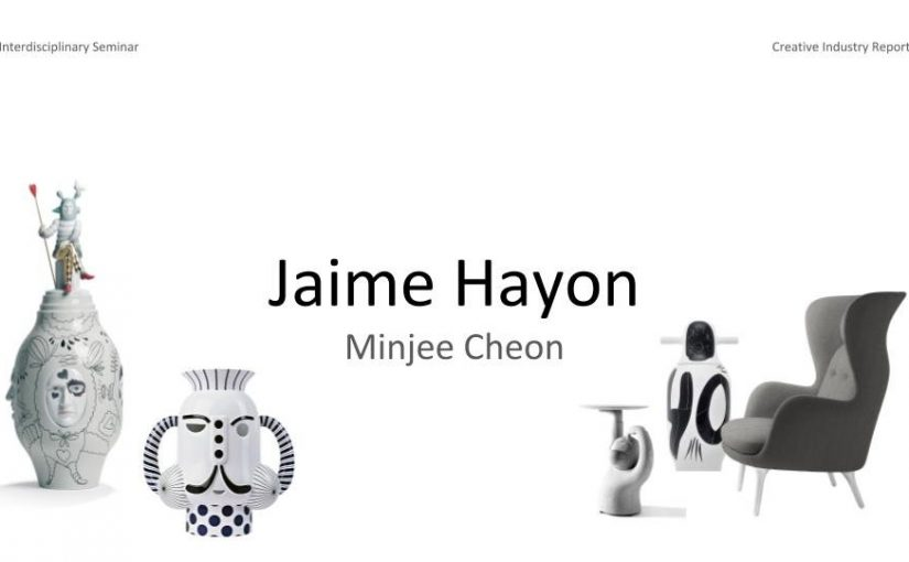 Creative Industry Report: Jaime Hayon