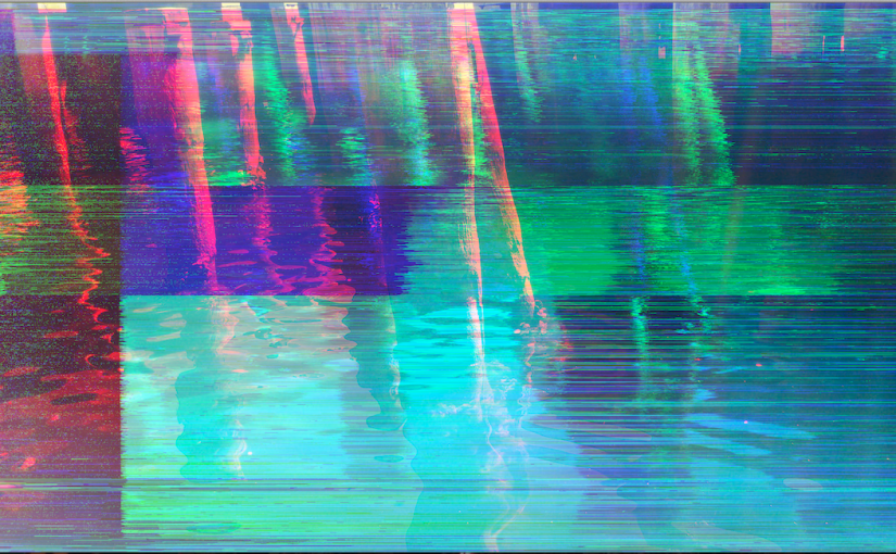 Micro-Project: Glitched Aberrations