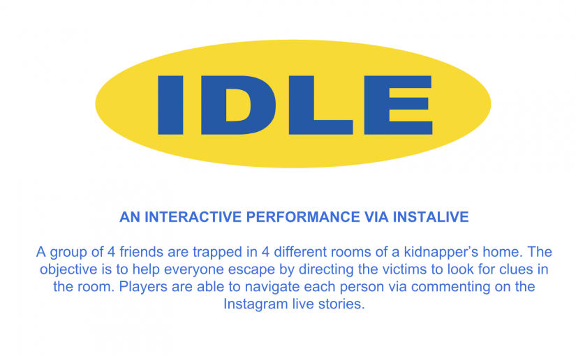 Project 'IDLE' Trial Run