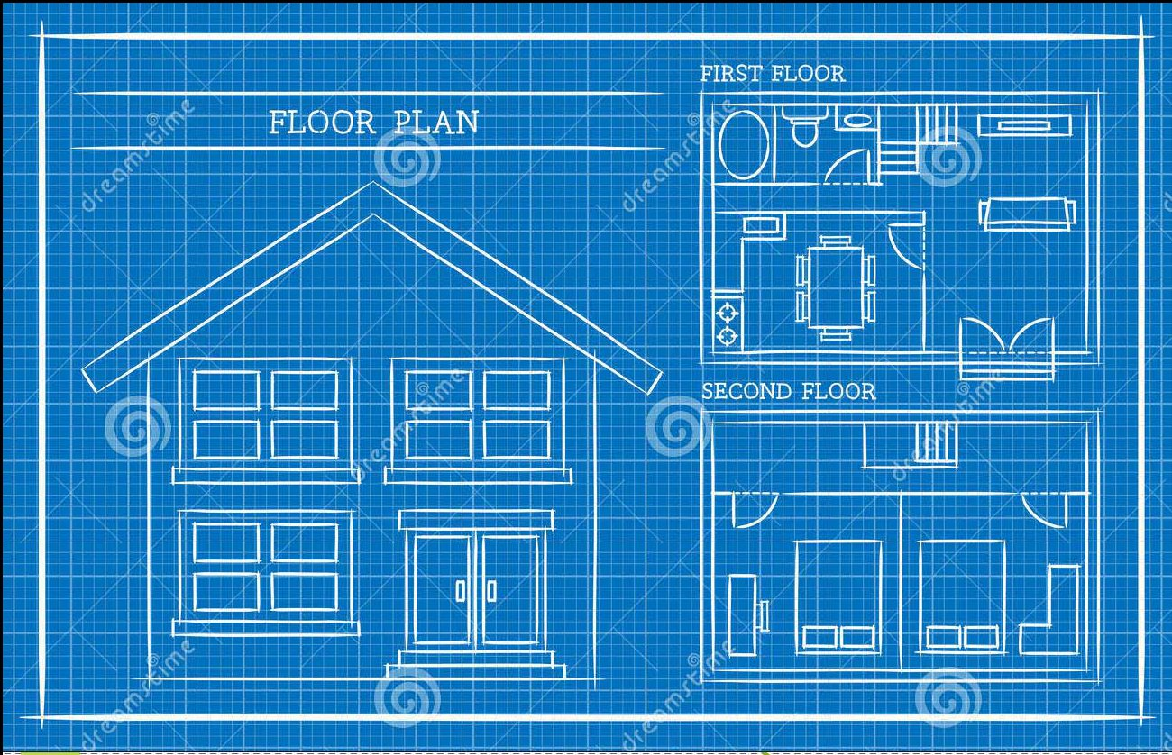 Blueprint nelle blueprint house plan architecture vector illustration design best 87b9b9c55c14630ac3f6643e47cb09eb malvernweather Choice Image