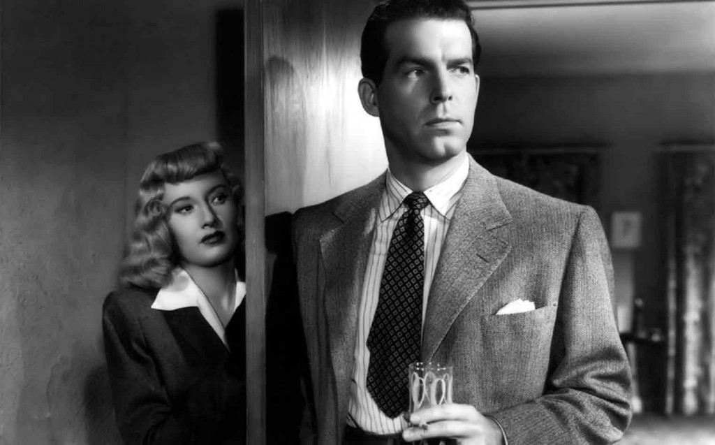 Double Indemnity (1994) with Phyllis Dietrichson as the femme fatale