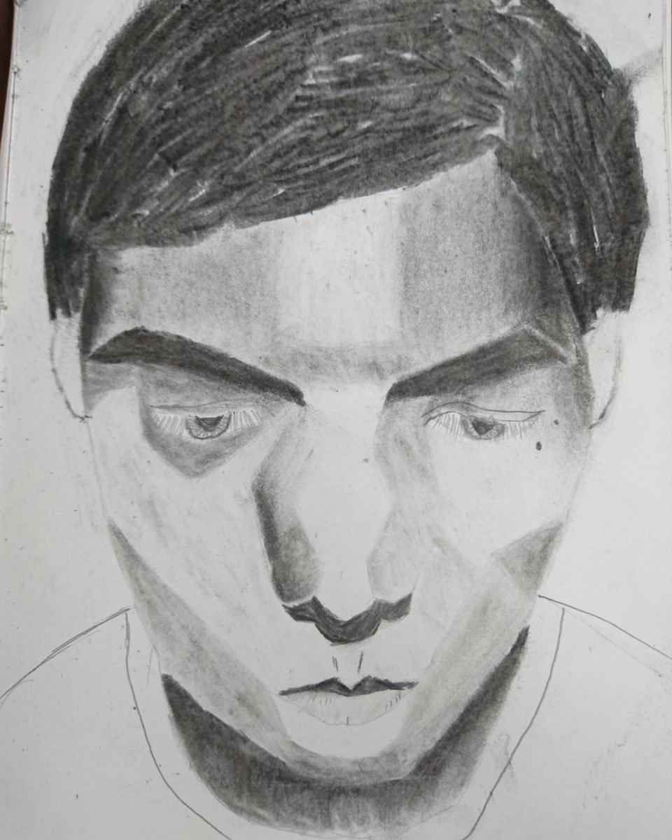 week 4 homework planes of face and portrait hola