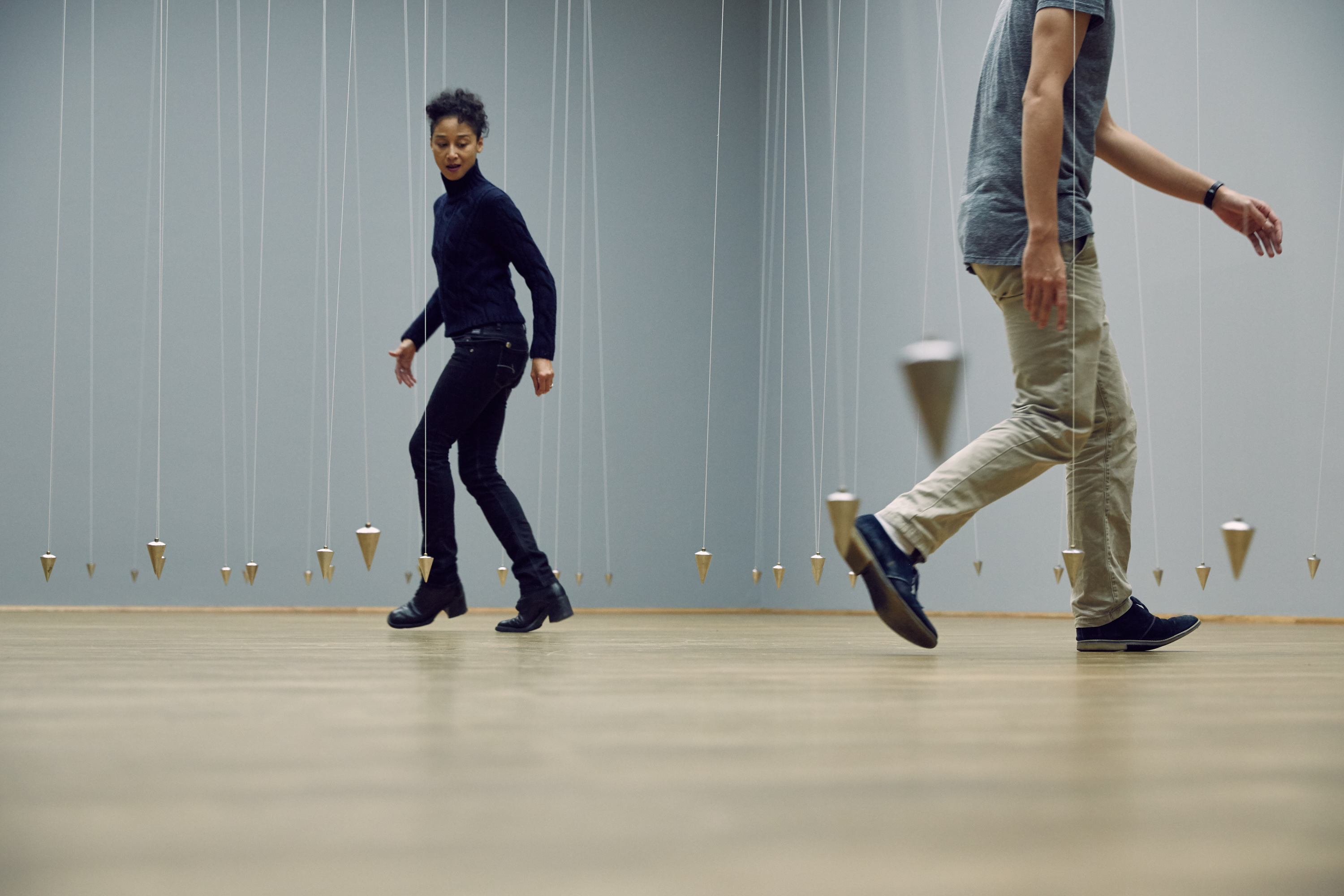 Nowhere and Everywhere at the Same Time by William Forsythe