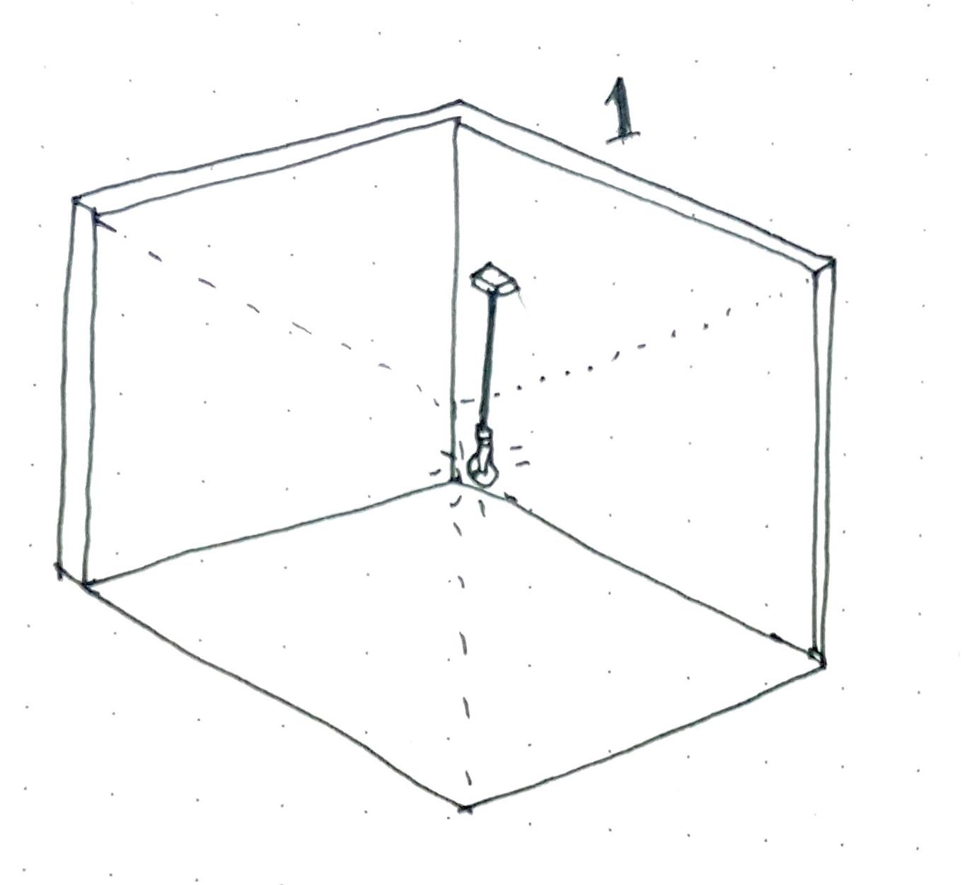 Sketch for 1 lightbulb