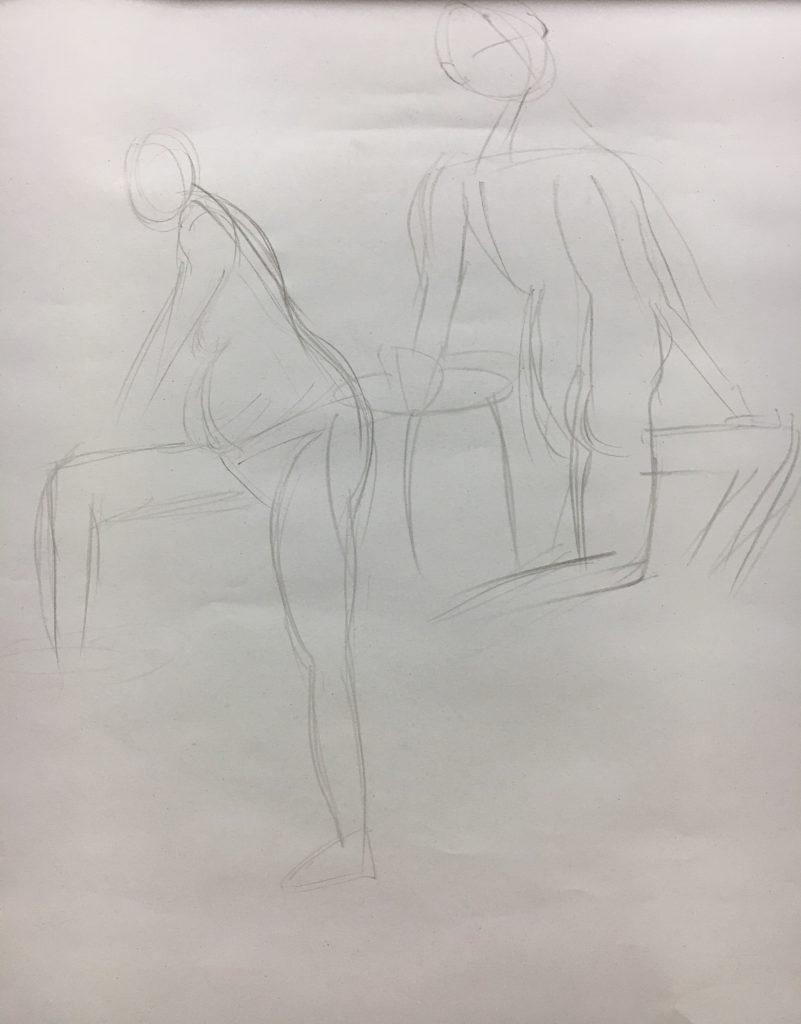1st Nude Figure Drawing Open Class – ful