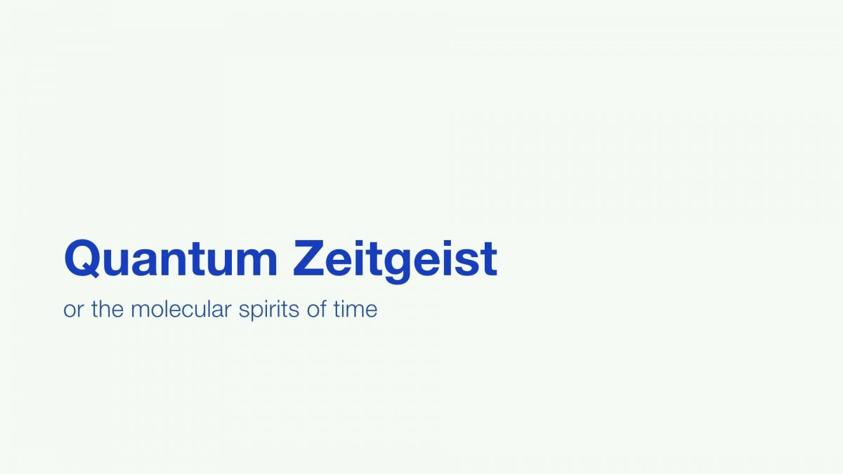 Supernatural — Quantum Zeitgeist — Research