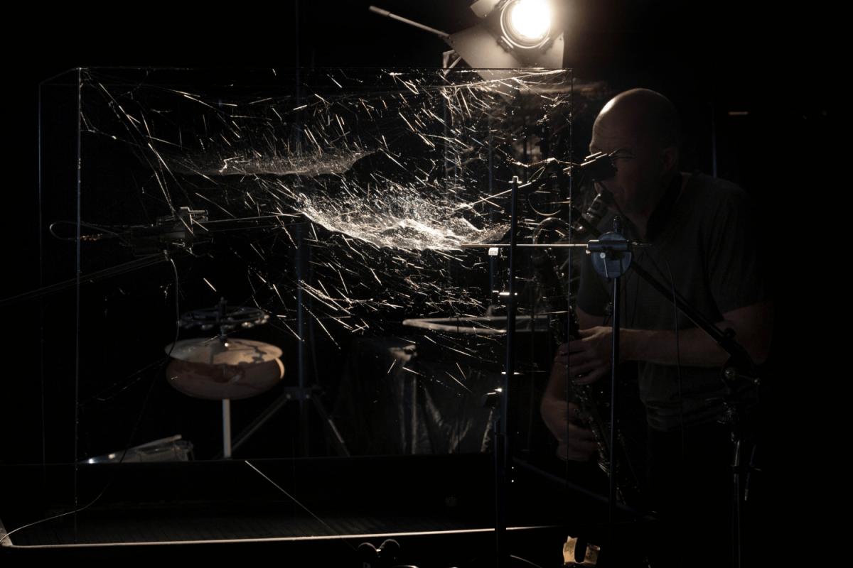 Arachnid Orchestra .Jam Sessions