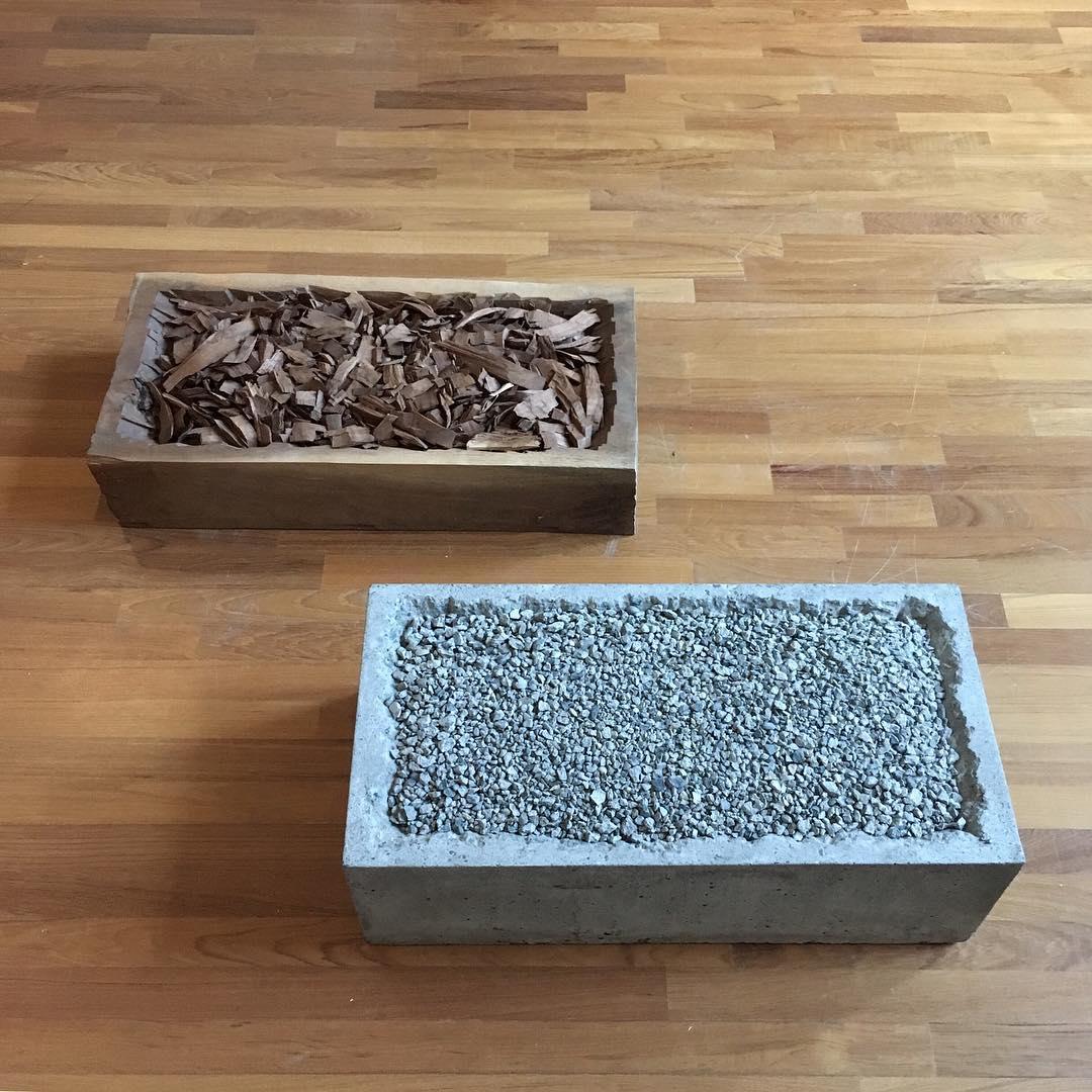 Mono-ha & Wolfgang Laib's Milkstone