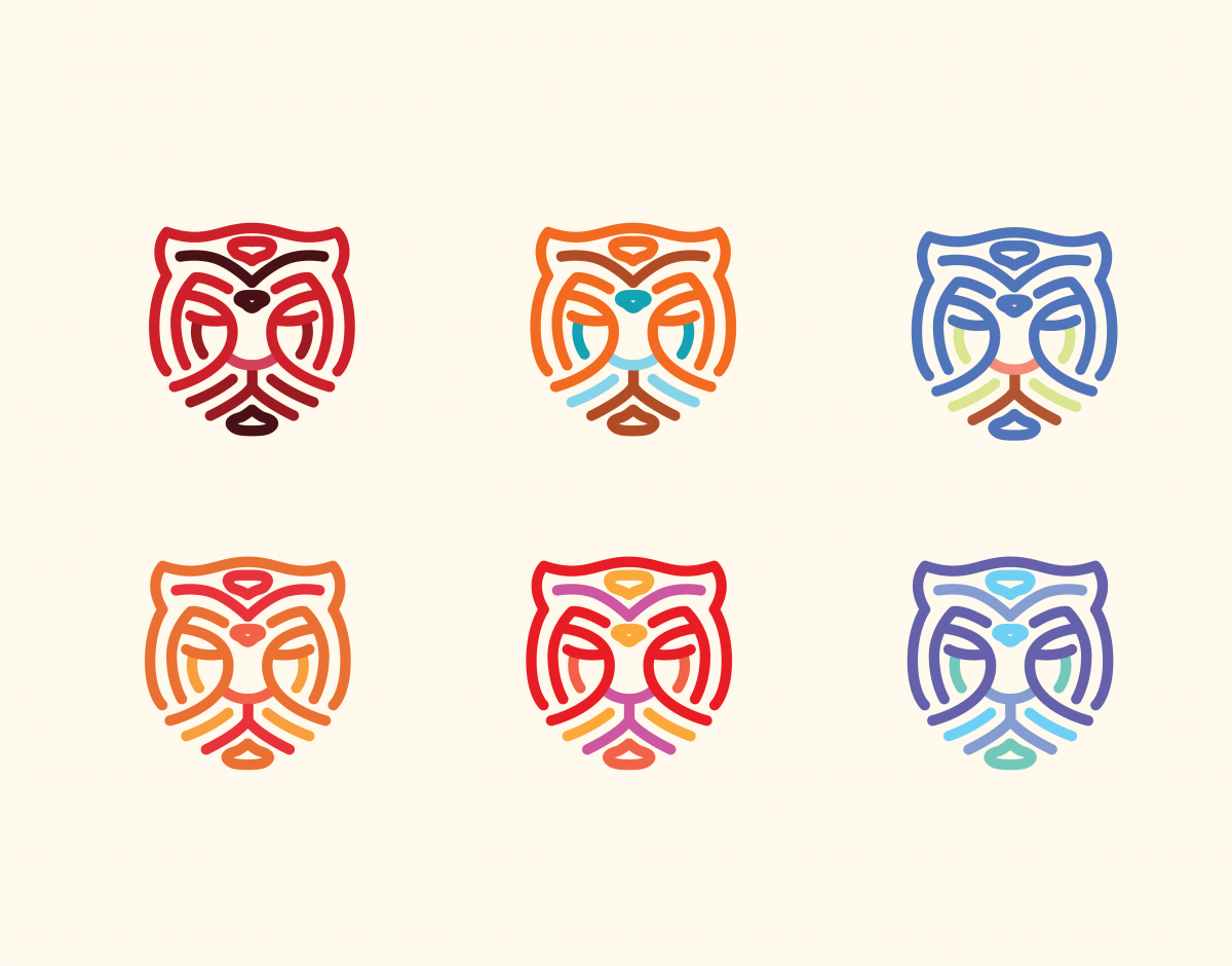 Tigers in different permutations