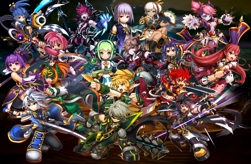 gc grand chase