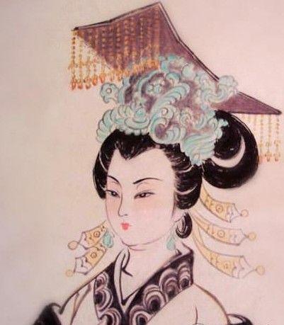 Wu Zetian portrait image source: http://www.baike.com/wiki/%E6%AD%A6%E5%88%99%E5%A4%A9 last access 6th September 2016