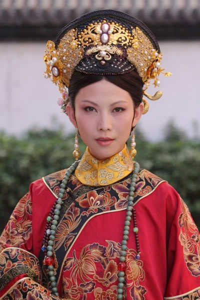 from drama Empresses of the Palace image source: http://www.1-123.com/Article/Z/zen/zhenhuan/159860.html last access 14th September 2016