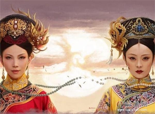 from drama Empresses of the Palace image source: http://ent.qianzhan.com/detail/150331-d14fb154.html last access 15th September 2016