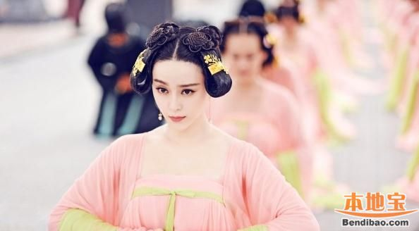 Xiunv Wu from drama Empress of China image source: http://cd.bendibao.com/gouwu/2015116/67408_2.shtm last access 6th September 2016