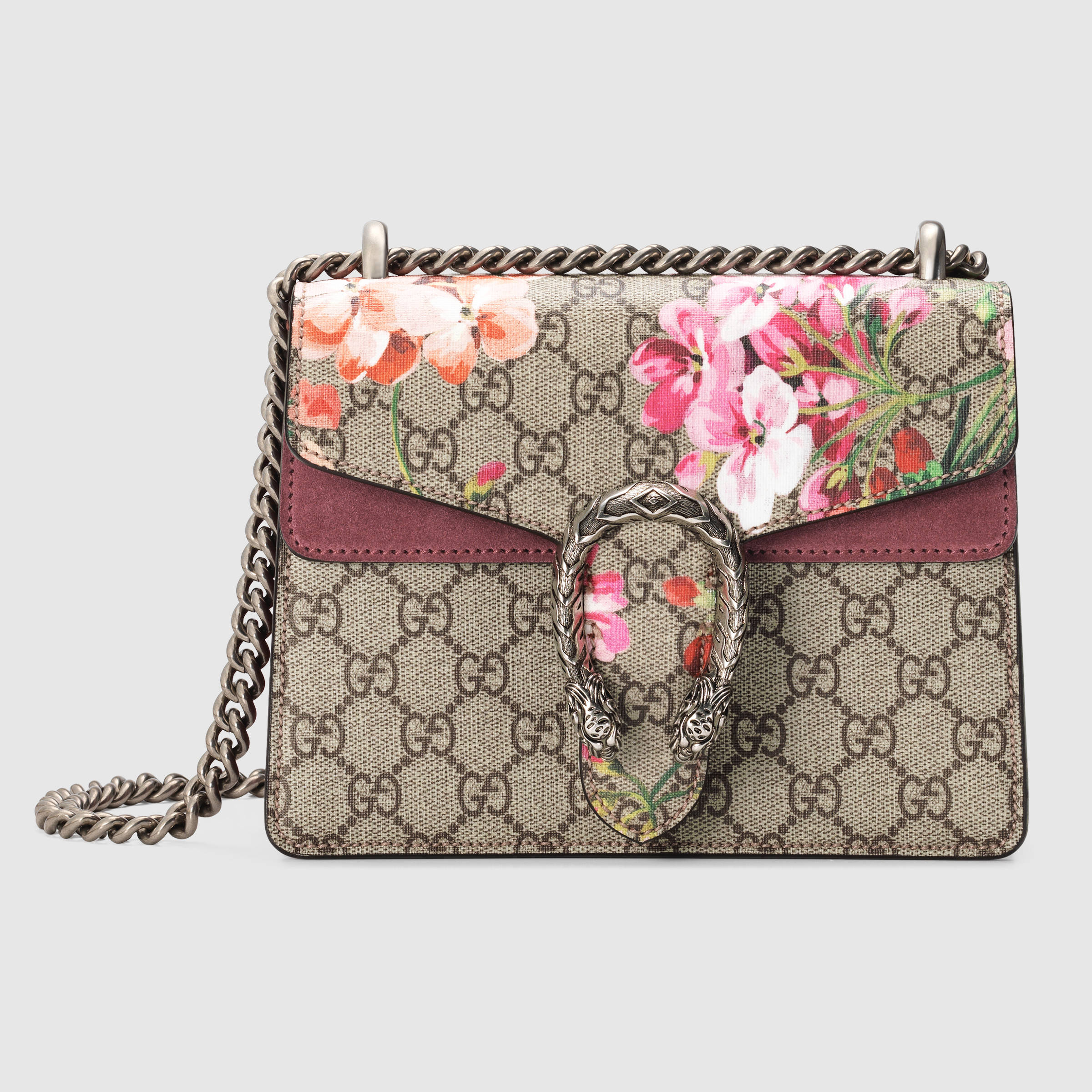 Gucci Dionysus Red Floral