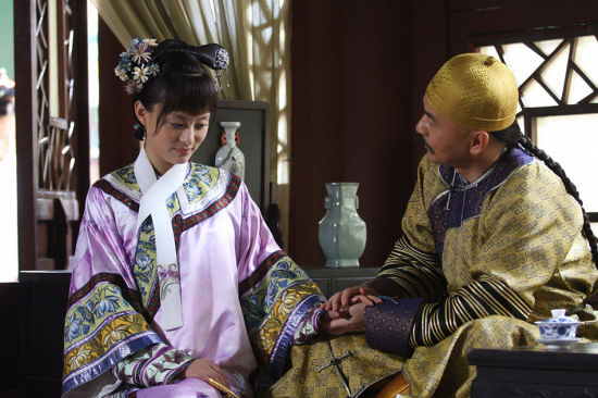 from drama Empresses of the Palace image source: http://ent.ifeng.com/tv/news/mainland/detail_2011_11/22/10818300_0.shtml last access 15th September 2016