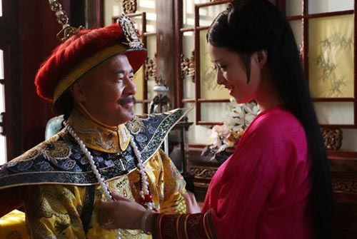 from drama Empresses of the Palace image source: http://tieba.baidu.com/p/1570117622 last access 13th September 2016