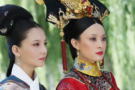 from drama Empresses of the Palace image source: http://www.rxdjt.cn/a/2016/0727/136354.html last access 15th September 2016
