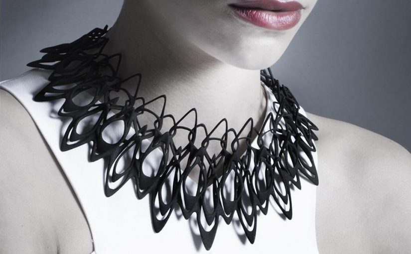 Some images for inspiration(3D printed jewelries)