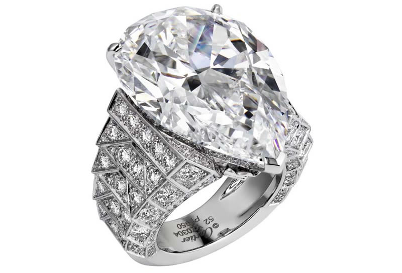 Cartier diamond ring image source: http://pursuitist.com/cartiers-30ct-diamond-alternates-between-a-necklace-and-a-ring/ last access 12th Oct 2016