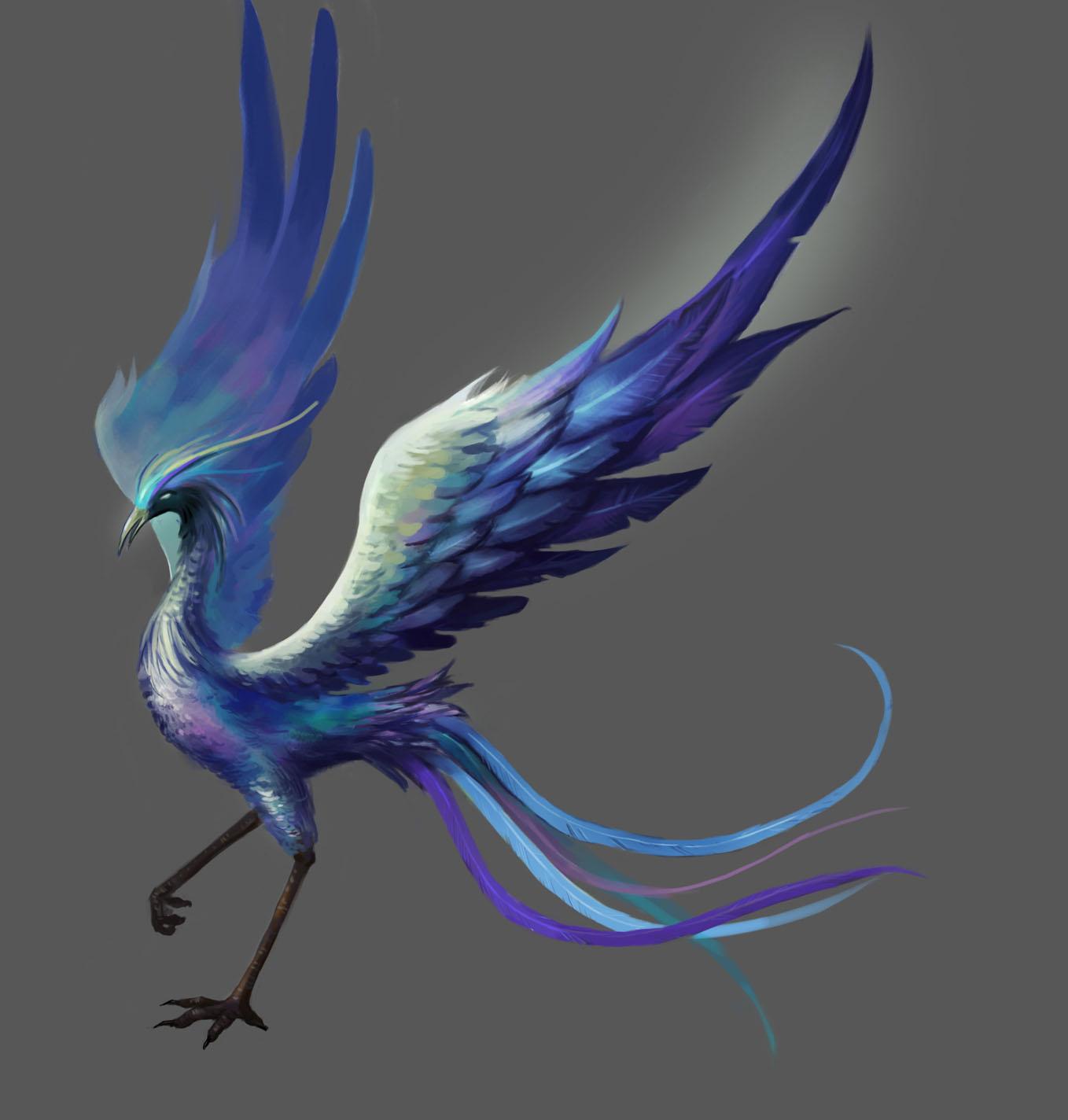luan-blue phoenix image source: http://tieba.baidu.com/p/1974783035?see_lz=1