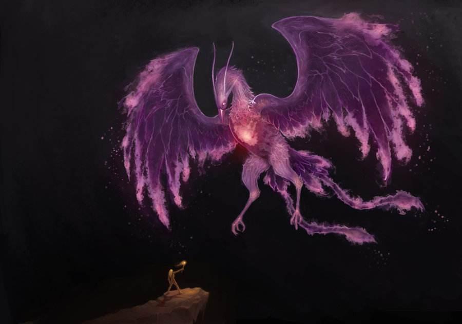 yuezhuo-purple phoenix image source: https://wapbaike.baidu.com/item/%E9%B8%91%E9%B7%9F/5856413