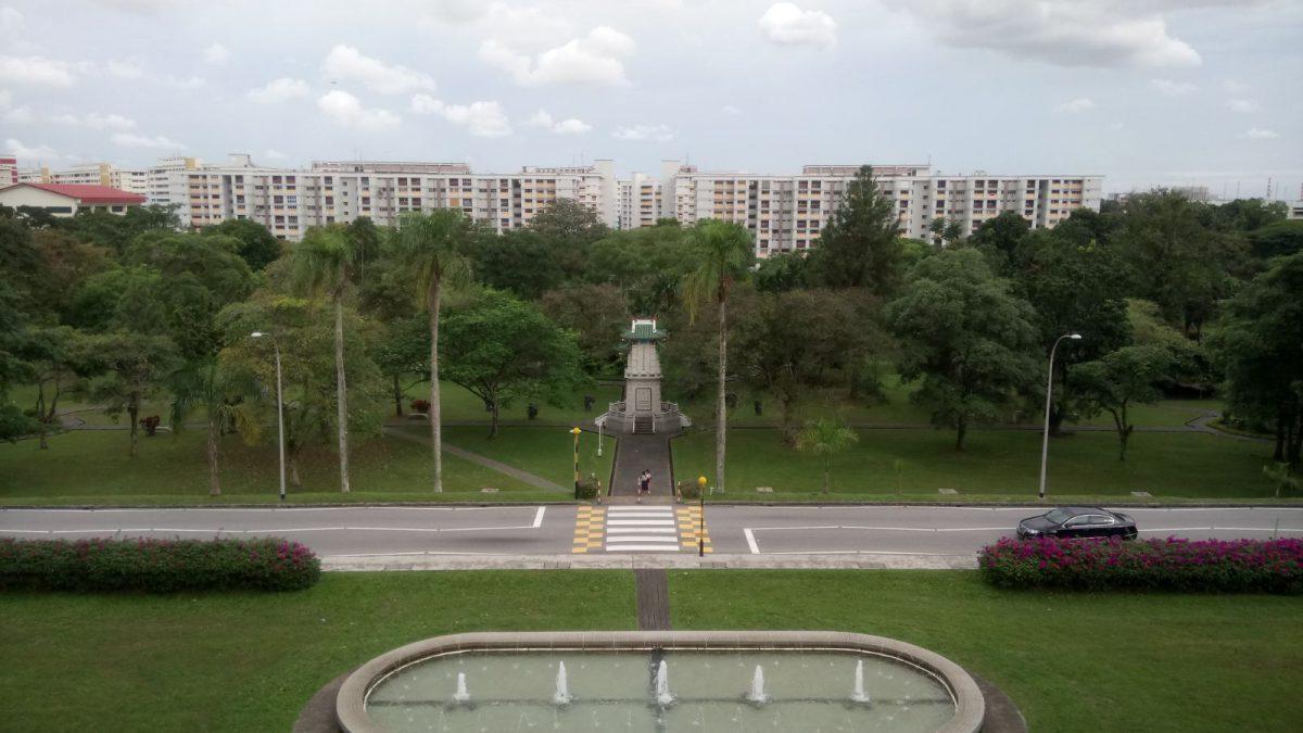 Nantah University – Nanyang Technological University (南洋大学 – 南洋理工大学)
