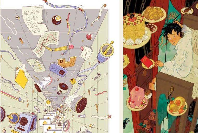 Pattern, Art & Architecture – Mood Boards