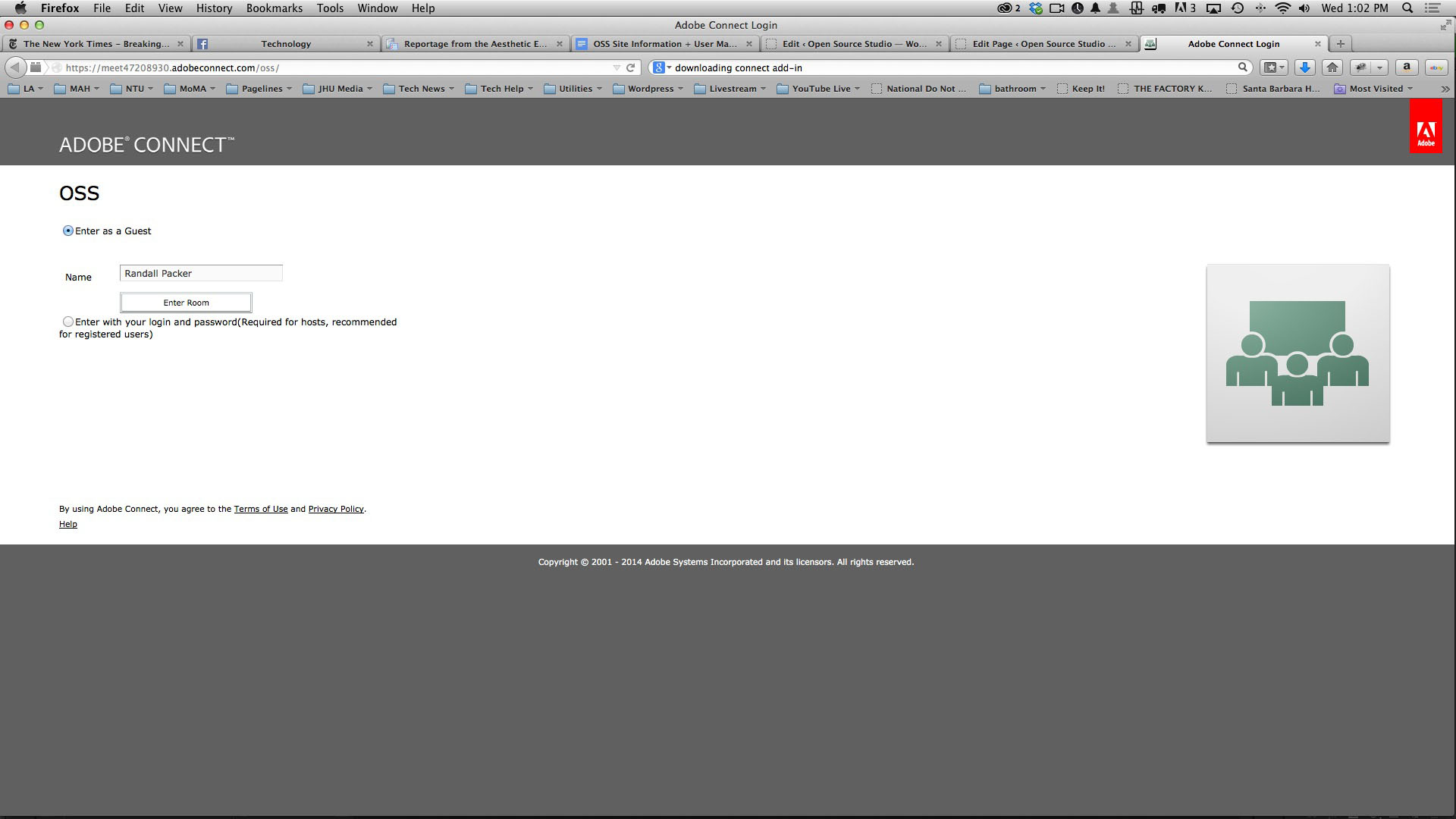 Adobe connect 9 background image size - Guestlogin_screenshot 2014 04 30 13 02 36
