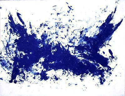 The-Great-Battle-Yves-Klein
