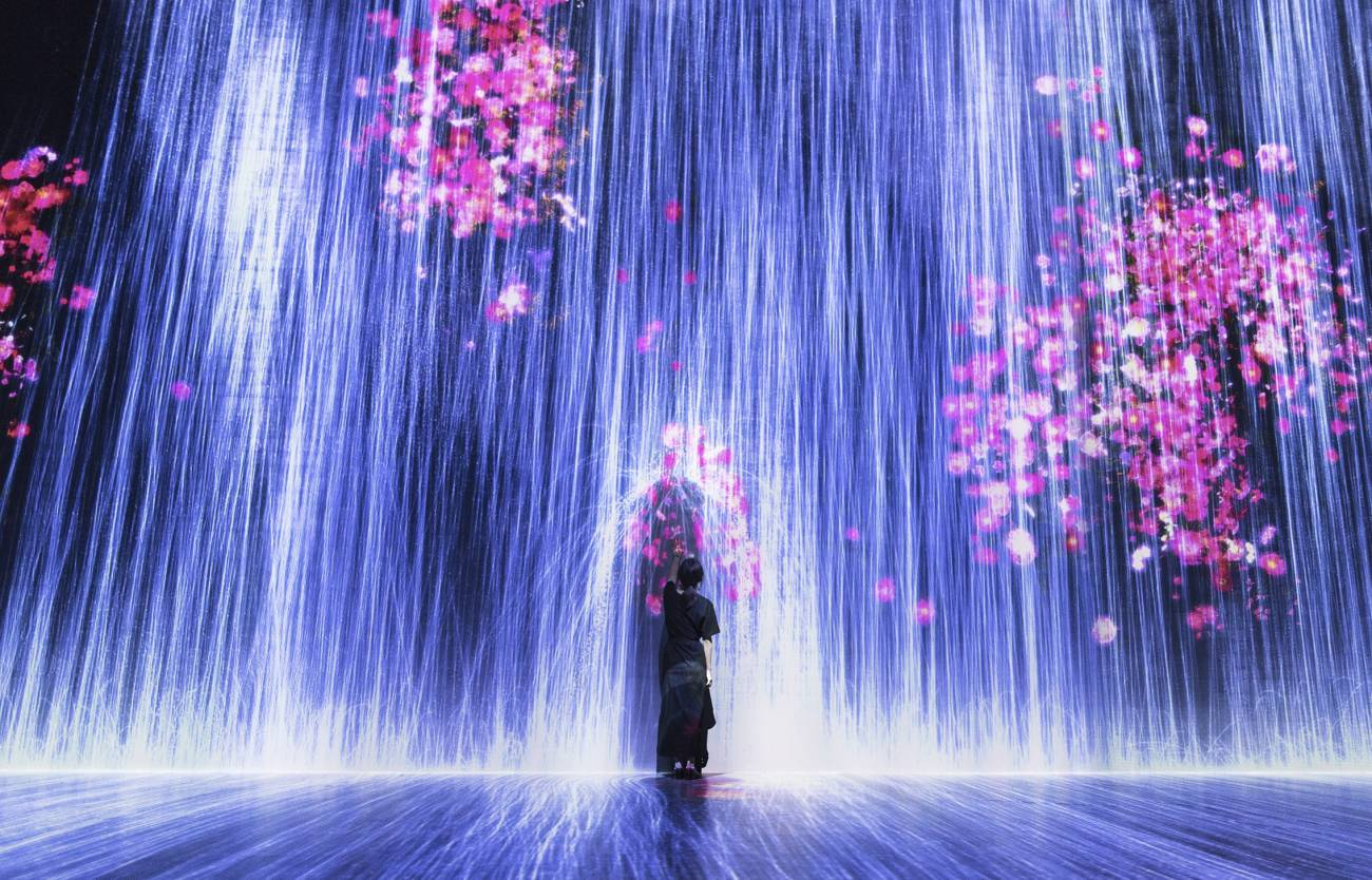 Artist Selection: teamLab