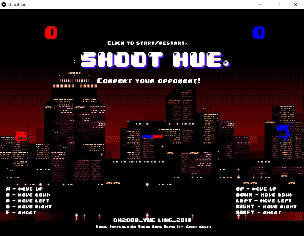 Shoot Hue