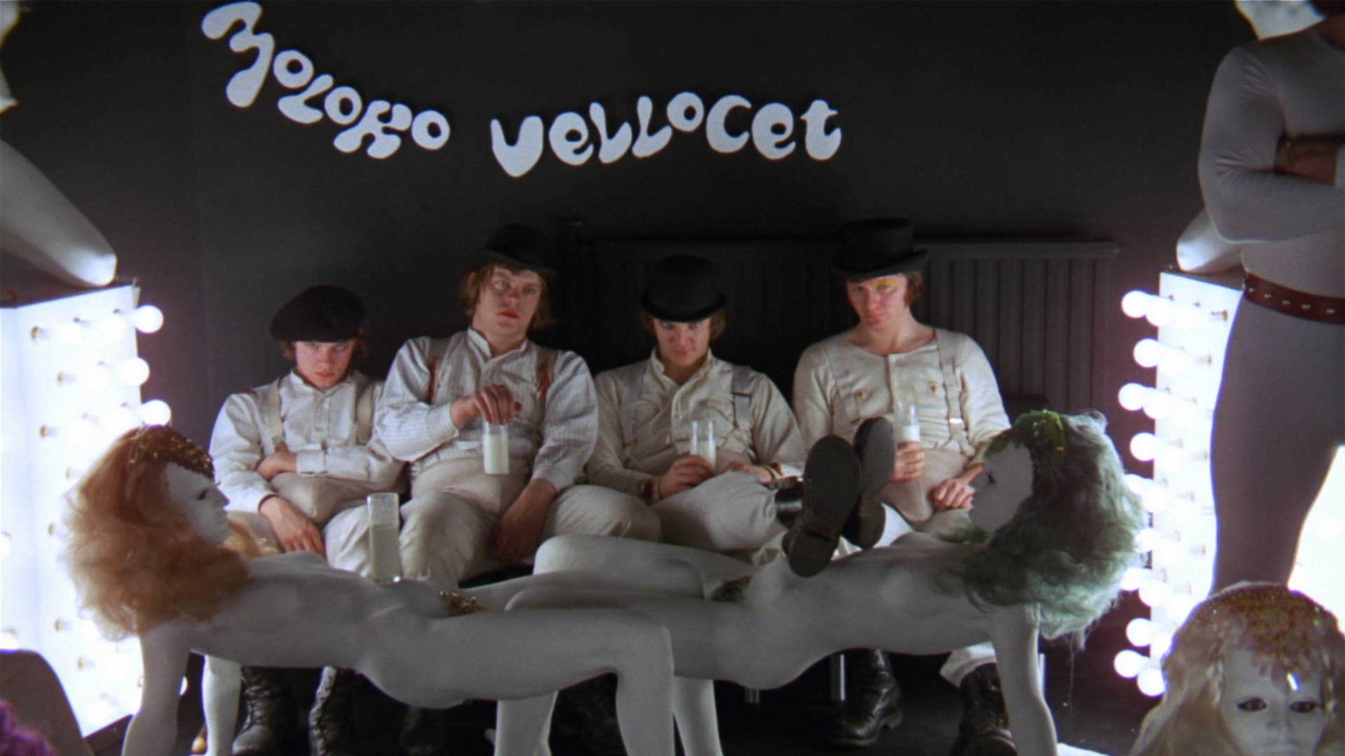 Forrest Gump – Clockwork Orange